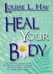 Cover of: Heal Your Body