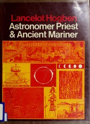 Cover of: Astronomer priest and ancient mariner