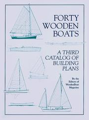 Cover of: Forty wooden boats |