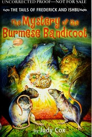 Cover of: The mystery of the Burmese Bandicoot