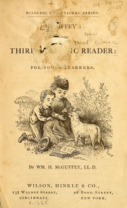 Cover of: McGuffey's New third eclectic reader for young learners