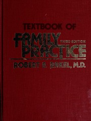 Cover of: Textbook of family practice |