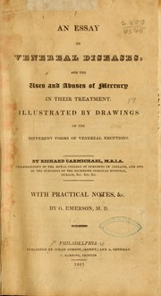 Cover of: An essay on venereal diseases