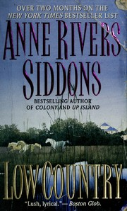 Cover of: Low country | Anne Rivers Siddons