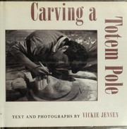 Cover of: Carving a totem pole