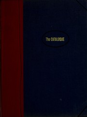 Cover of: The catalogue