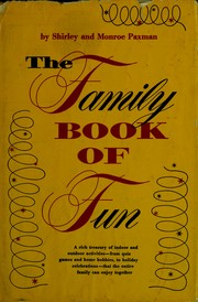 Cover of: The family book of fun | Shirley Brockbank Paxman