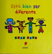 Cover of: It's Okay To Be Different (Esta Bien Ser Diferente)