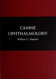 Cover of: Canine ophthalmology