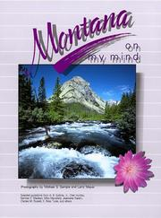 Cover of: Montana on my mind | Michael S. Sample