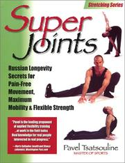 Cover of: Super Joints | Pavel Tsatsouline