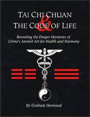 Cover of: Tai Chi Chuan and the Code of Life