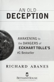Cover of: A new earth, an old deception