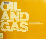 Cover of: Oil and gas