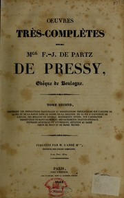 Cover of: Oeuvres tres-completes