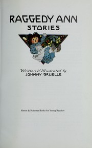 Cover of: Raggedy Ann stories | Johnny Gruelle