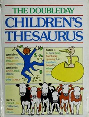 Cover of: Doubleday's Children Thesaurus