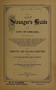 Cover of: The stranger