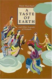 Cover of: A taste of earth, and other legends of Vietnam | Thich Nhat Hanh