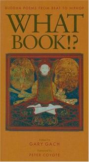 Cover of: What Book!?
