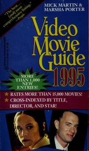 Cover of: Video Movie Guide