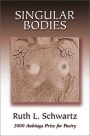 Cover of: Singular Bodies