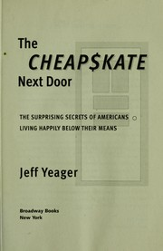 The cheapskate next door