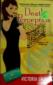 Cover of: Death perception | Victoria Laurie