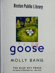 Cover of: Goose