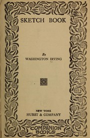 Cover of: Sketch book | Washington Irving