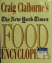 Cover of: New York Times food encyclopedia