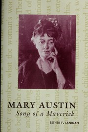 Cover of: Mary Austin | Esther F. Lanigan