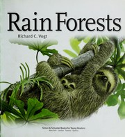 Cover of: Rain forests | Richard Carl Vogt
