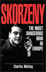 Cover of: Skorzeny | Charles Whiting
