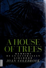 Cover of: A house of trees | Joan Colebrook