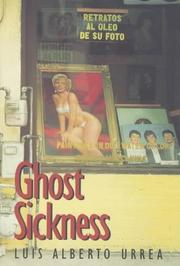 Cover of: Ghost sickness