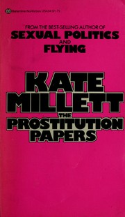 Cover of: The prostitution papers