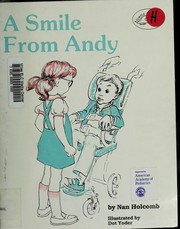 Cover of: A smile from Andy | Nan Holcomb