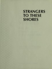 Cover of: Strangers to these shores | Vincent N. Parrillo