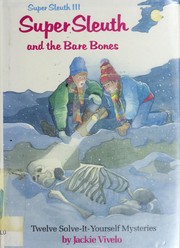 Cover of: Super sleuth and the bare bones