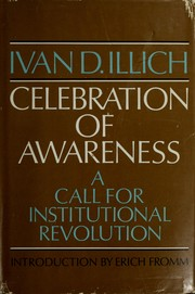Cover of: Celebration of Awareness