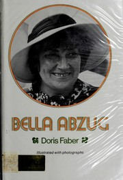 Cover of: Bella Abzug