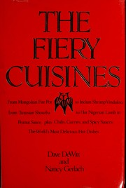 Fiery cuisines by Dave DeWitt