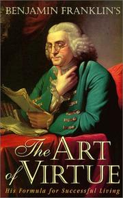 Cover of: Art of virtue: his formula for successful living