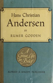 Cover of: Hans Christian Andersen: a great life in brief