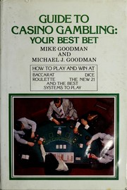 Cover of: Your best bet