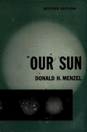 Cover of: Our sun