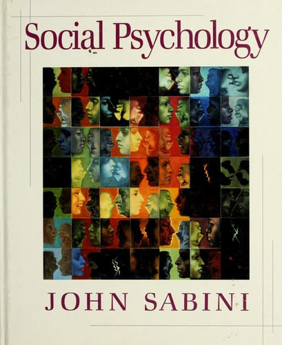 social psychology wa1 Social psychology is the study of social behavior and the role of social factors on individual behavior social psychologists conduct research in.