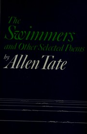 Cover of: The swimmers, and other selected poems