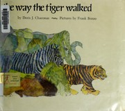 Cover of: The way the tiger walked